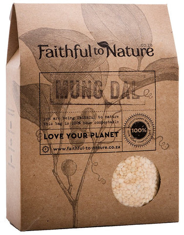 Faithful To Nature - Mung Dal (400g)
