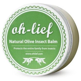 Oh-Lief - Natural Olive Insect Balm (100g)