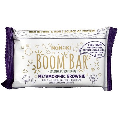 Nanuki - Boom Bar Metamorphic Brownie (40g)