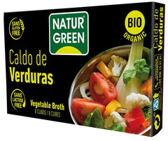 Naturgreen - Vegetable Stock Cubes (84g)