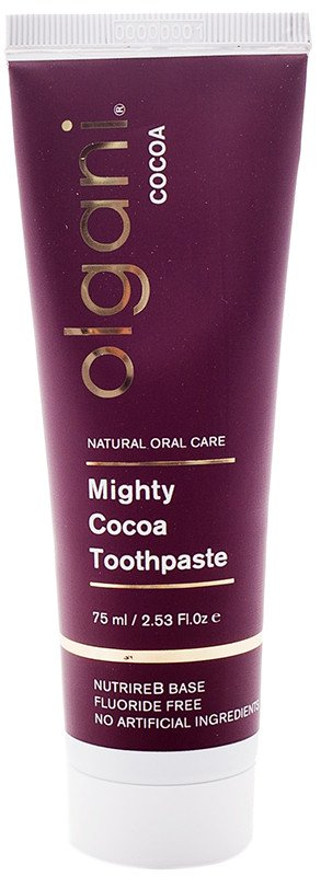 Olgani - Mighty Cacao Toothpaste (75ml)