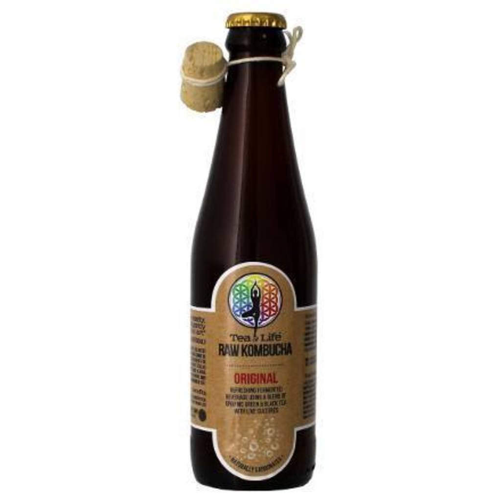 Tea Of Life - Kombucha Original (340ml)