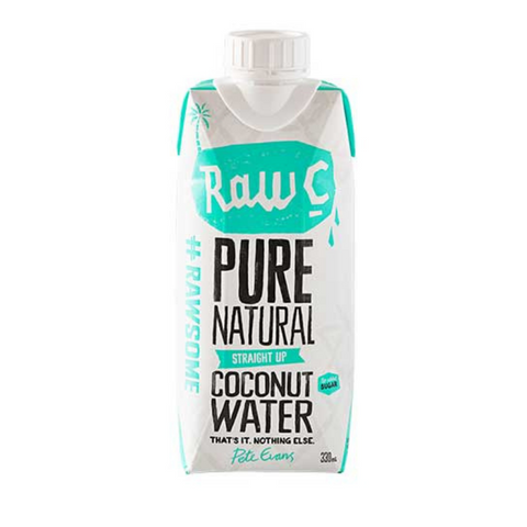 Pete Evans Pure Natural Raw C - Coconut Water (330ml)