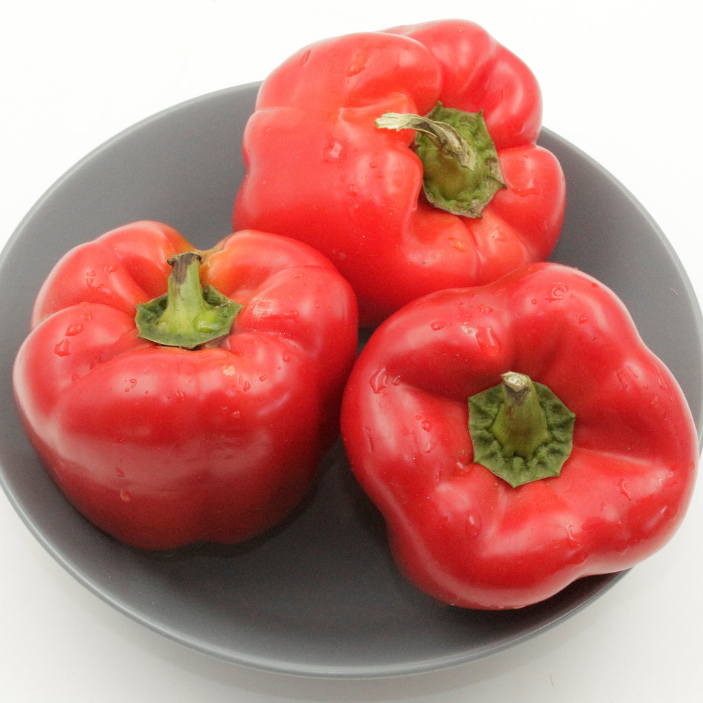 JJ Organics - Organic Red Pepper (each)