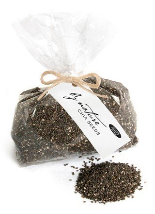 By Nature - Organic Chia Seeds (150g)