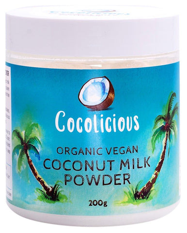 Cocolicious - Organic Coconut Milk Powder (200g)