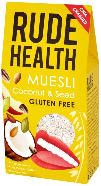 Rude Health - Coconut & Seed Muesli (500g)