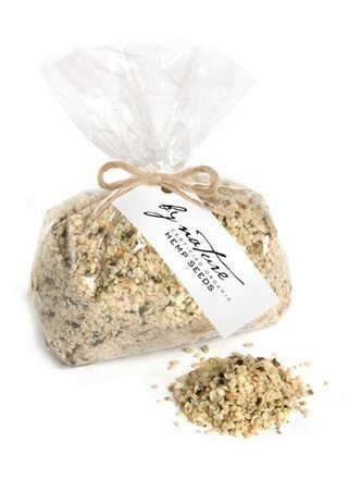 By Nature - Organic Hemp Seeds (100g)