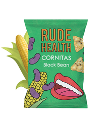 Rude Health - Black Bean Cornitas (30g)