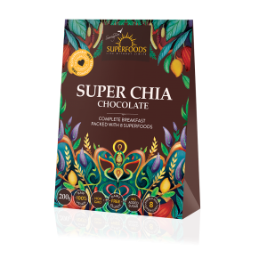 Soaring Free Superfoods Super Chia Chocolate (200g)