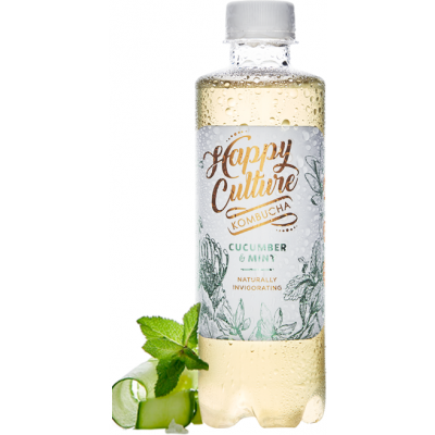 Happy Culture - Cucumber & Mint (340ml)