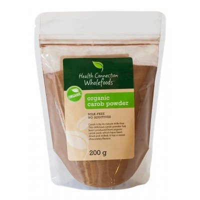 Health Connection Wholefoods - Carob Powder (200g)