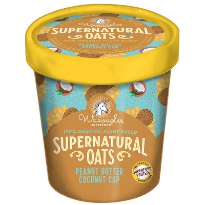 Wazoogles - Supernatural Oats Peanut Butter Coconut Cup (105g)