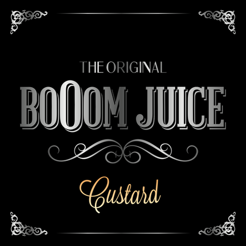 BoOom Juice- Custard- Top ups