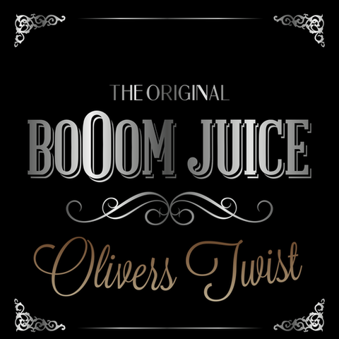 BoOom Juice- Olivers Twist- Top ups