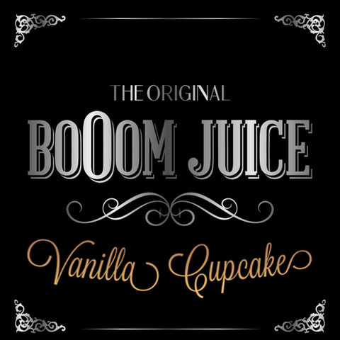 BoOom Juice- Vanilla Cupcake- Top ups