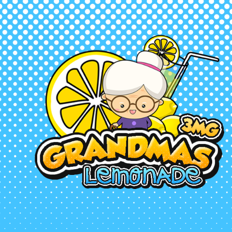 Grandmas Lemonade - By Chefs Vapour 50ml (0mg Pot Shot Flavour)