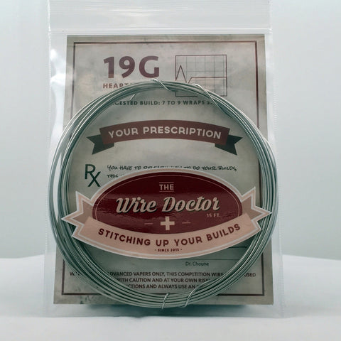 The Wire Doctor - Competition Wire