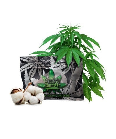 CANNA COTTON - 20% HEMP VAPE COTTON (SINGLE 10G)