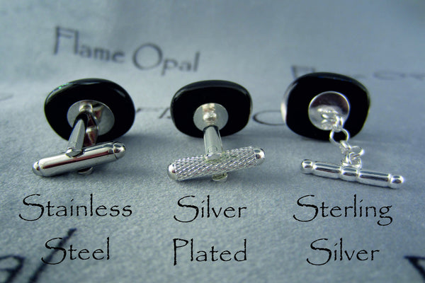 'Fireworks in Glass' Cufflinks