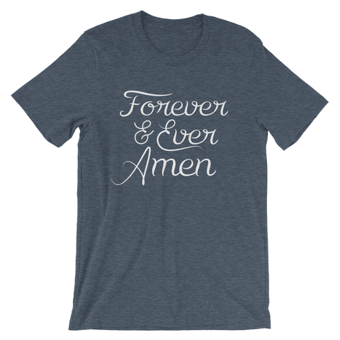*NEW* Forever & Ever Amen