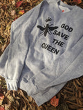 God Save the Queen Bee Sweatshirt