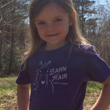 Barn Hair Kids Tee