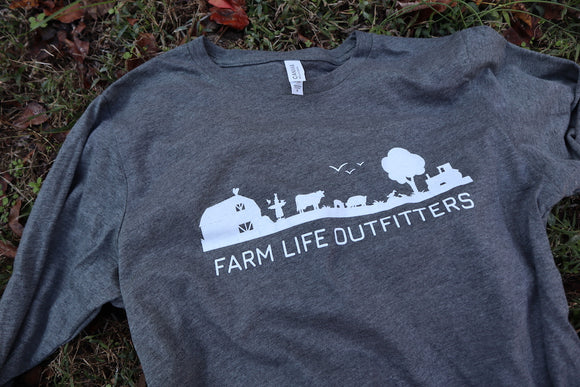 Farm Life Outfitters Long Sleeve Tee