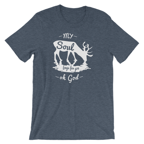 *NEW* Psalm 42 Adult Tee