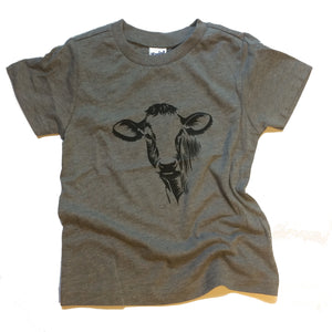 Cow Head Kids' Tee