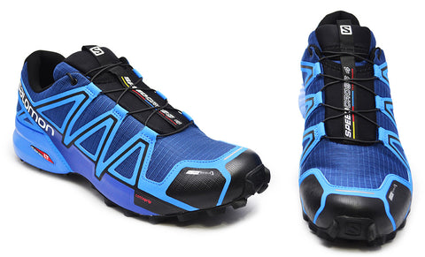 Salomon Mens Casual Sneakers - Speed Cross 4