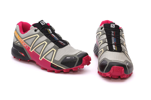Salomon Ladies Casual Sneakers - Speed Cross 4