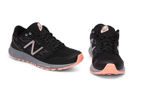 New Balance Ladies Trail Running Shoes - Wt590rb2