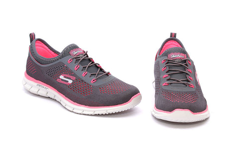 Skechers Ladies Slip On Casuals - Glider Harmony