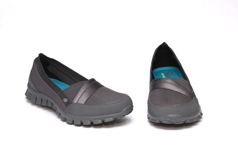 Skechers Ladies Slip On Casual Shoes - Ez Flex 2 Quipster