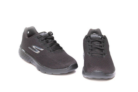 Skechers Ladies Black Go Run 400 - Action