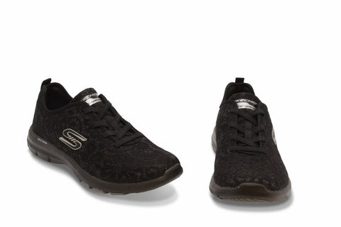 Skechers Ladies Slip On Casuals - Galaxies Serene Vibes