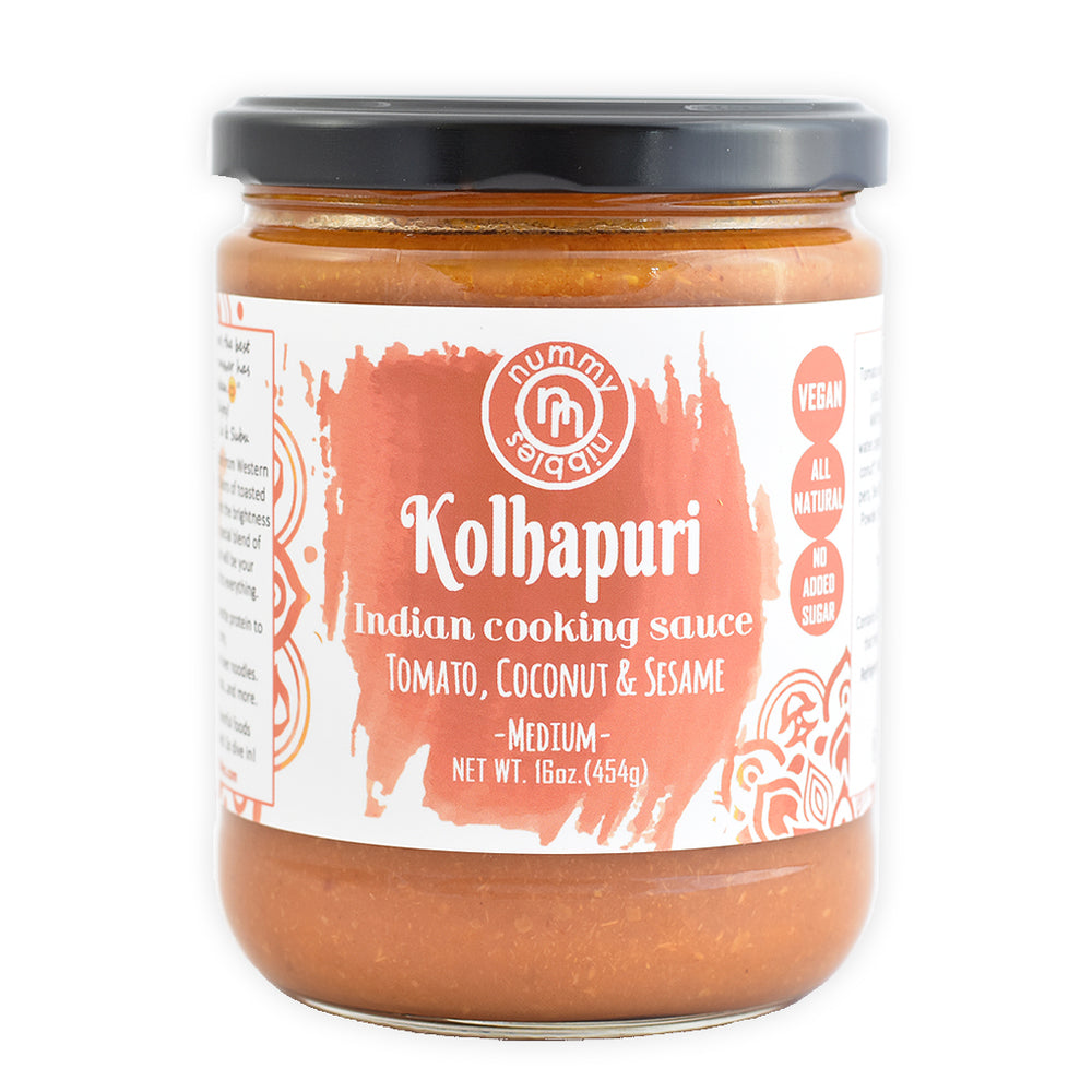 Kolhapuri Indian Cooking Sauce