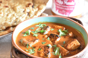 vegan, chicken tikka masala indian cooking sauce nummy nibbles