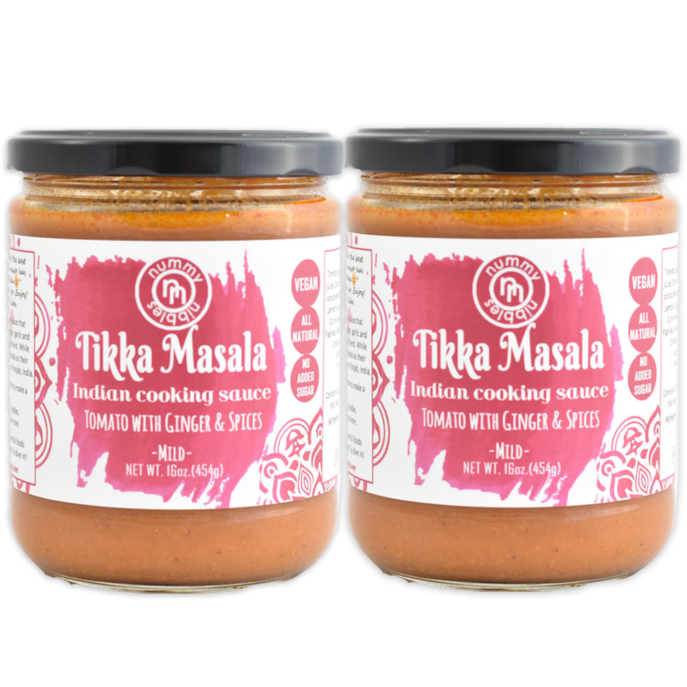 2 Pack - Tikka Masala Indian Cooking Sauce