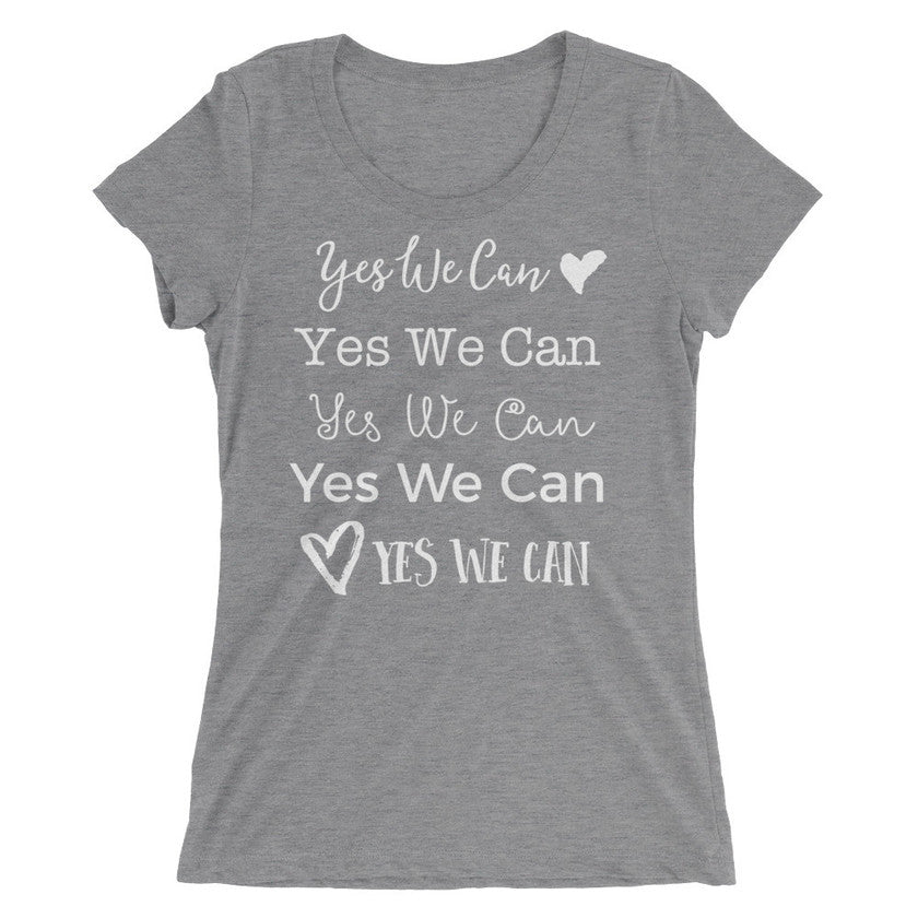 Tee / Yes We Can