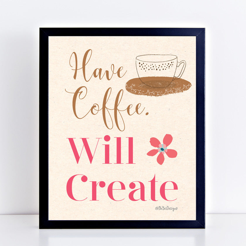 Print | Have Coffee.