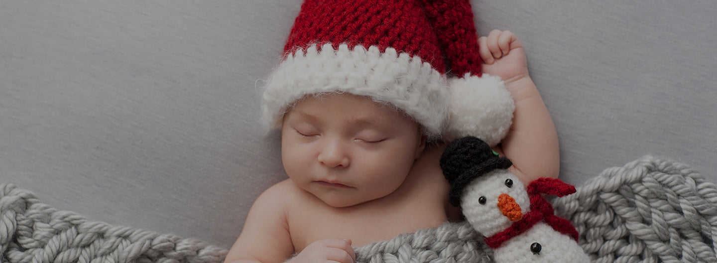 How to Keep Your Newborn From Getting Sick This Christmas