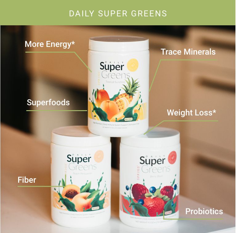 Daily Super Greens