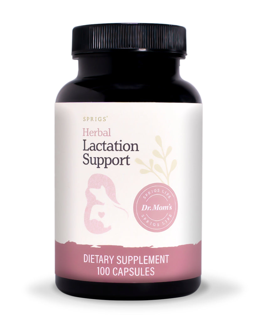 Herbal Lactation Support