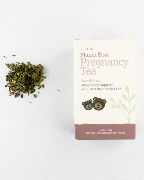 Mama Bear Pregnancy Tea