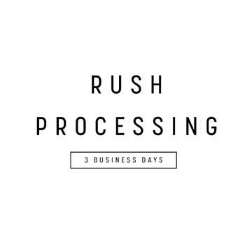 Rush Processing Time for Push Pin Map Orders -  - Wayfaren