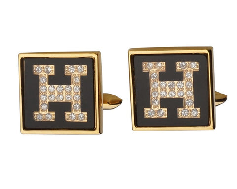 Night starry sky Cufflinks