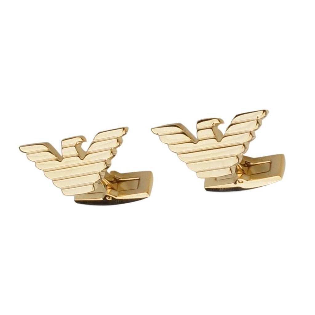 ARMANI INSPIRED GOLD PLATED CUFFLINKS