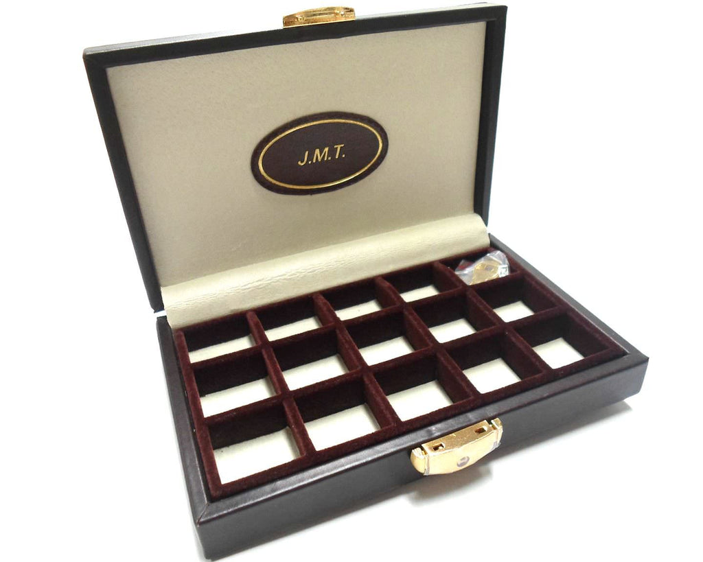 Genial ... Cufflink Storage Box, VIP Personalised ...